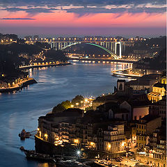 "photo ""Ribeira by night"""