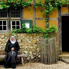 "photo ""sister Maria"""