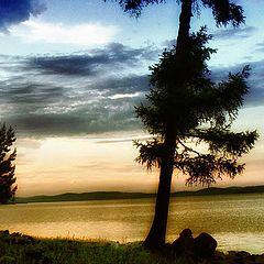 "фото ""Озеро Таватуй"""