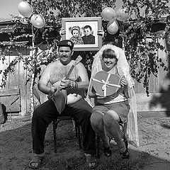"photo ""Silver wedding"""