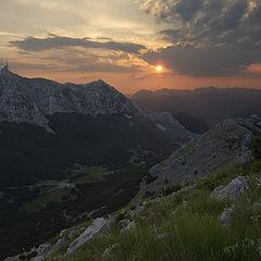 """фото """"Mount Lovcen, Montenegro"""""""