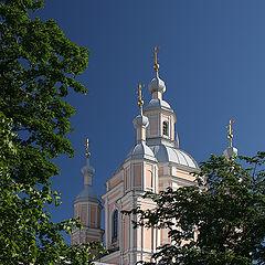 "фото ""Андреевский собор. Санкт-Петербург"""
