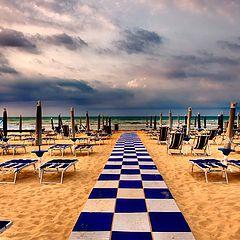 """фото """"пляж Lido di Jesol"""""""