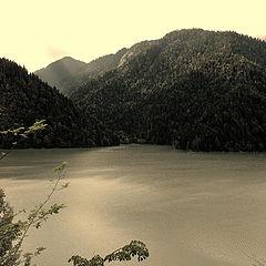 """фото """"Озеро Риц"""""""