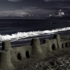 """photo """"The castle"""""""