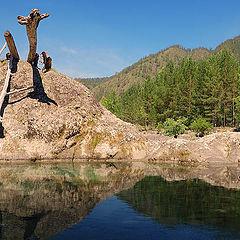 """photo """"Quiet lake"""""""
