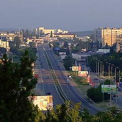 "фото ""Граница города"""