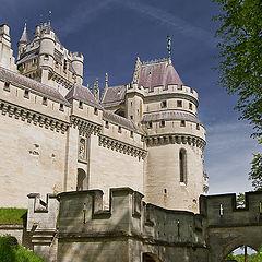 """photo """"Chateau de Pierrefonds"""""""
