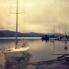 """photo """"Krasnoyarsk sea"""""""
