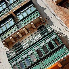 """photo """"The Balcony"""""""