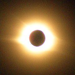 """фото """"Полное солнечное затмение 1.08.08г"""""""