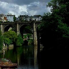"фото ""Views of Knaresborough"""
