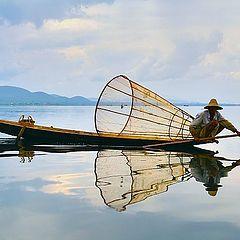 """photo """"Fisherman's portrait"""""""