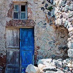 """фото """"The Old Blue Door"""""""