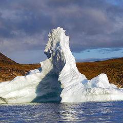 "photo ""Ice Tower"""