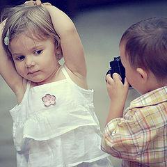 """фото """"Like Models Do..."""""""