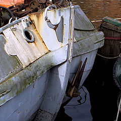 """photo """"Resting boats"""""""
