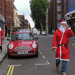 """фото """"Летнее явление на улицах Бристоля."""""""