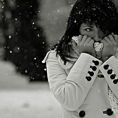 "фото ""Cold,,,"""