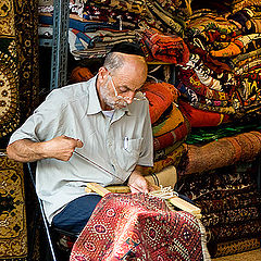 """фото """"rug maker"""""""