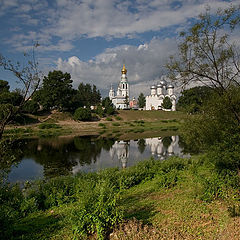 "photo ""Vologda-river"""