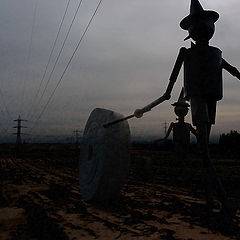 "photo ""Pinocchios way..."""