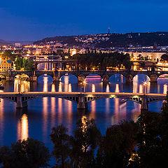 """photo """"Karlov bridge"""""""
