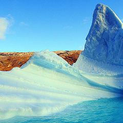 "photo ""Iceberg Close up"""