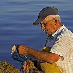 """фото """"Old fisherman"""""""