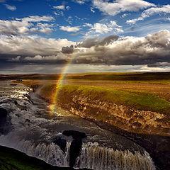 "photo ""Gullfoss Iceland"""