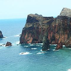 """фото """"восточная точка о. Мадейра"""""""