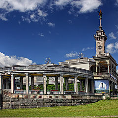 """photo """"Remains of the Stalinist era"""""""
