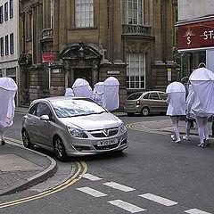 """фото """"Белые в городе ! Из серии """"Эти странные британцы"""""""""""
