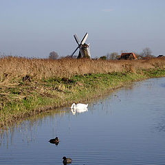"photo ""Dutch atmosphere"""