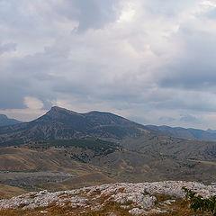 """фото """"крымские горы"""""""