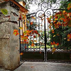 """фото """"В старом городе осень"""""""