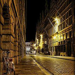 "фото ""Night Streets"""