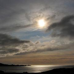 "photo ""Evening Sky"""