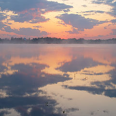 "photo ""Before the Sunrise on the Lake"""
