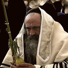 """photo """"Портрет еврея в праздник Суккот"""""""