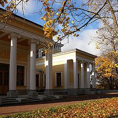 """photo """"Peterhof. Sergievka palace"""""""