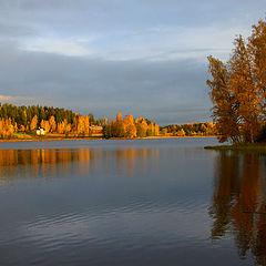 """фото """"Осенний пейзаж-2"""""""