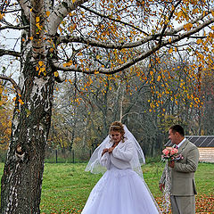 "photo ""Autumn wedding"""