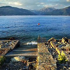 "photo ""Little dock"""