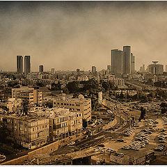 """photo """"Tel-Aviv 2008"""""""