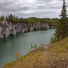 "photo ""The Karelian landscape"""