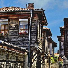 """фото """"Old Houses, Nesssebar"""""""