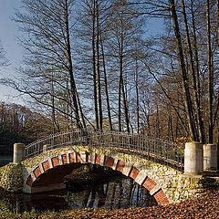 """photo """"In autumn park silence..."""""""