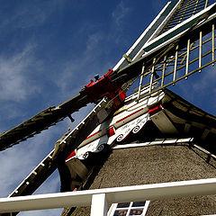 "photo ""classic windmill power"""
