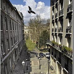 """фото """"Монмартр....."""""""